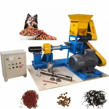 Pet Food Manufacturing and Extruding Machine