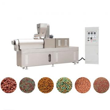 High Quality Big Output Pet Feed Machine Animal Dog Cat Food Dry Pellet Production Line