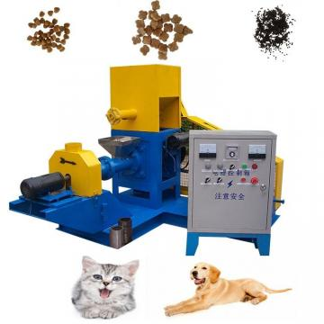 Fully Automatic Industrial Cat Food Machine