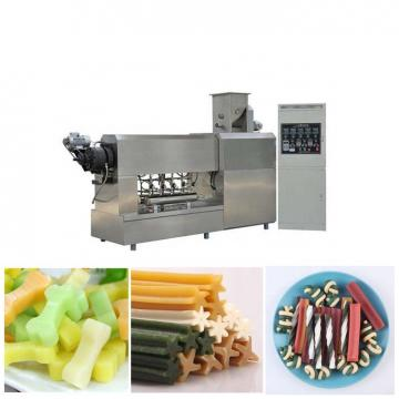 Best Selling Professional Production Line Dog Treats Making Machines