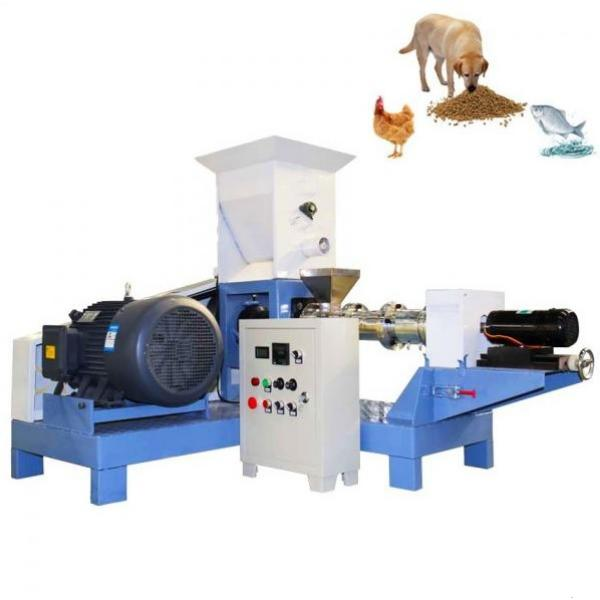 High Output Dry Dog Food Processing Machinery Equipment