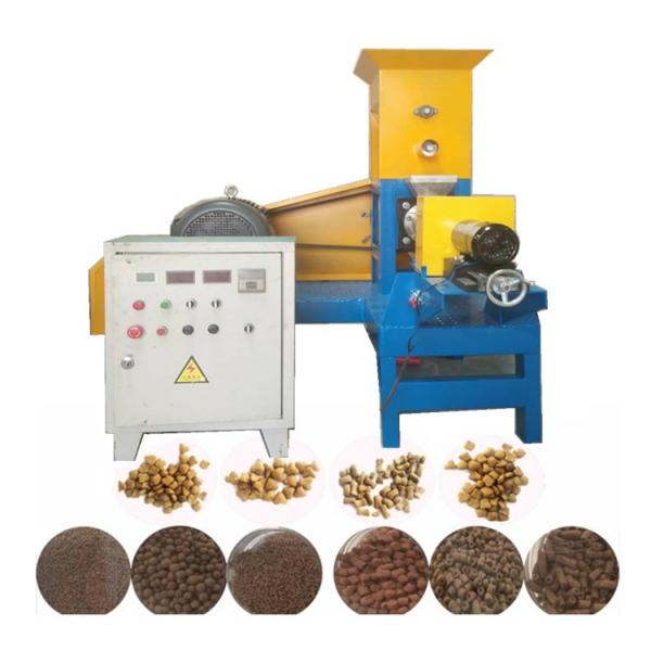 Multifunctional Fully Automatic Pet Dog Food Fish Feed Pellet Packing Machine