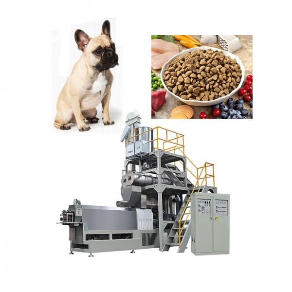 Dry Dog Food Pellet Making Dog Food Machinery in South Africa