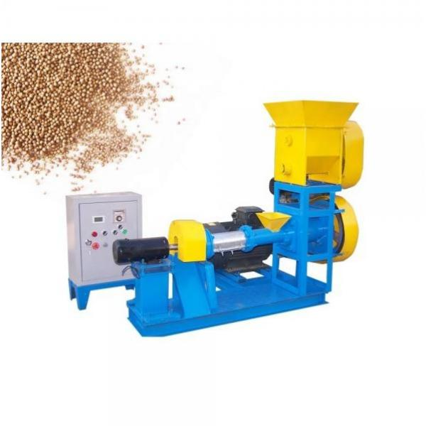 Feed Milling Machine Automatic Fish Feed Line for Animal Poultry Chicken Feed Pellet Production Line