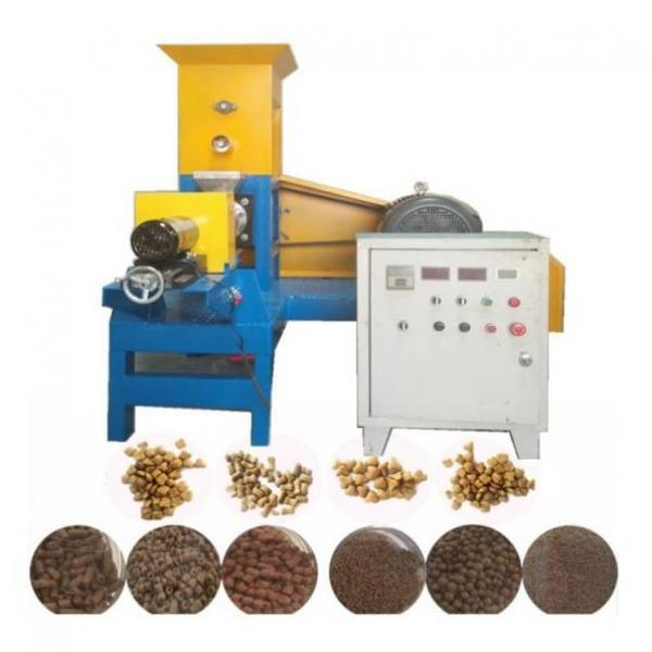New Invention Pet Dogs Feed Food Making Machines Extruder Manufacturer