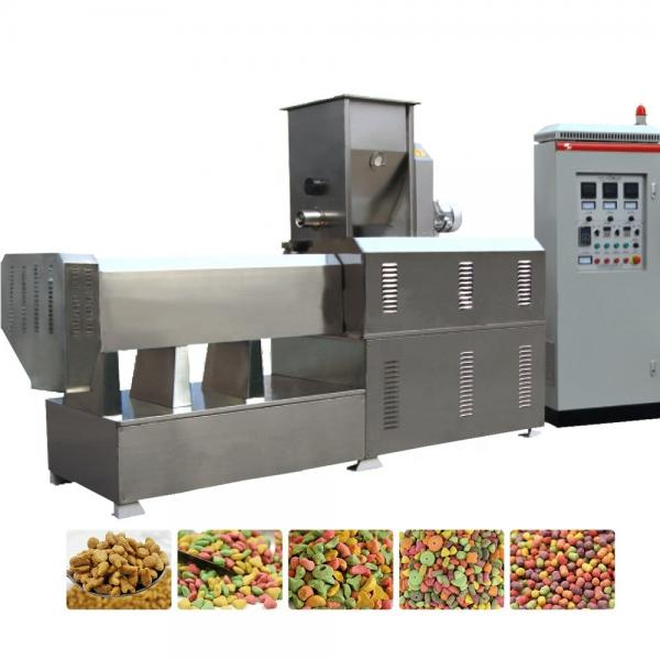 China High Grate Pet Food Machine/Full-Automatic Animals Food Processing Line