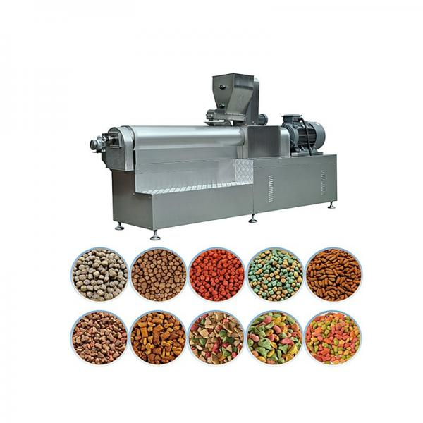 Automatic Pet Food Floating Fish Feed Production Machine for Sale